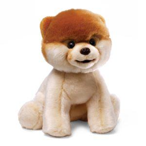 Gund Boo Plush Stuffed Dog Toy