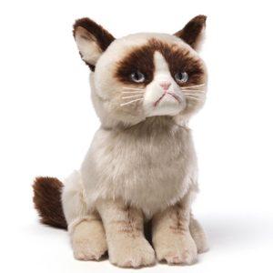 Gund Grumpy Cat Plush Stuffed Animal Toy