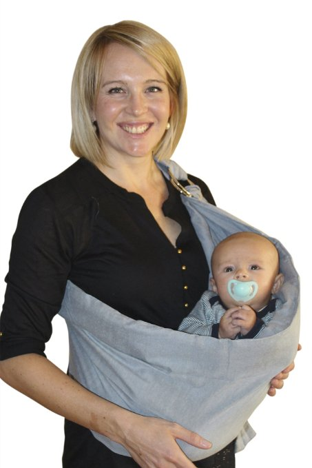 Baby Sling Wrap Carrier For Newborns, Perfect Child Carriers For A Parent