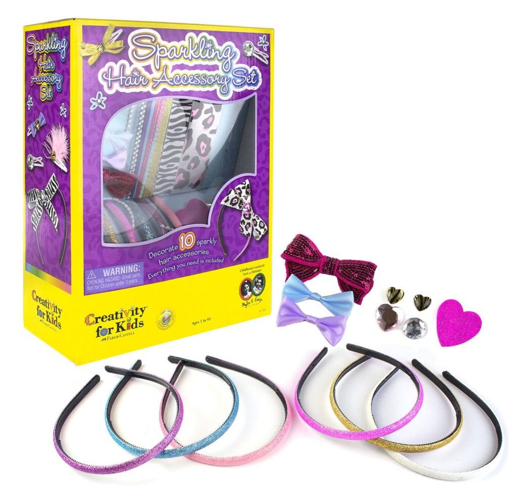 creativity-for-kids-sparkling-hair-accessory-set