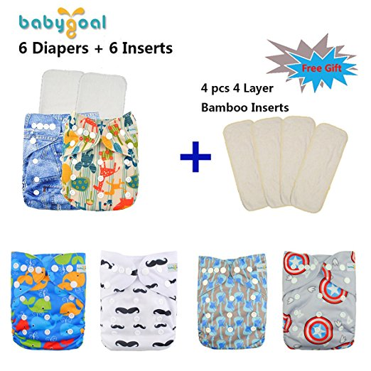 babygoal-christmas-gift-baby-reuseable-washable-pocket-cloth-diaper